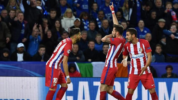 Un gol de Saúl Ñíguez mete al Atlético en semifinales de la Champions