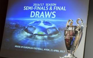 Champions League 2016-2017: Real Madrid – Atlético y Mónaco – Juve en semifinales