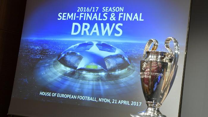 Semifinales de la Liga de Campeones