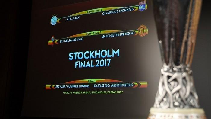 El Celta contra el Manchester en semifinales de la Europa League