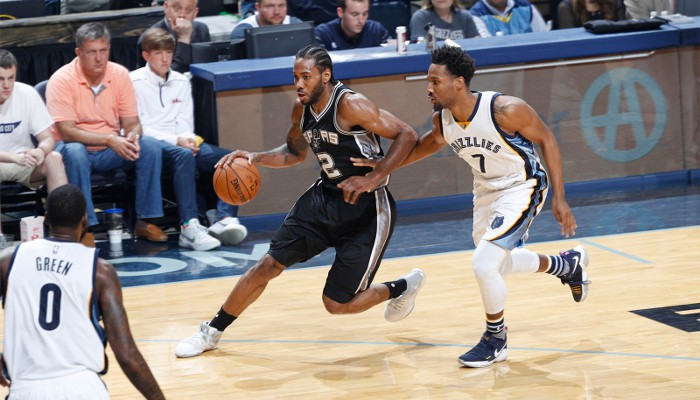 NBA Playoffs 2017: Spurs y Raptors siguen adelante
