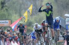 Flecha Valona 2017: quinta victoria para Alejandro Valverde