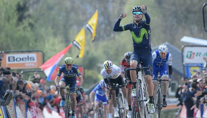 Tour de Francia 2012: emocionante victoria de Valverde en la etapa más bonita del Tour