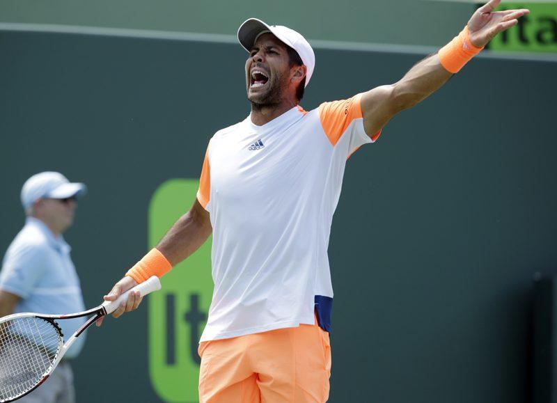 ATP Houston 2017: López y Verdasco a cuartos de final