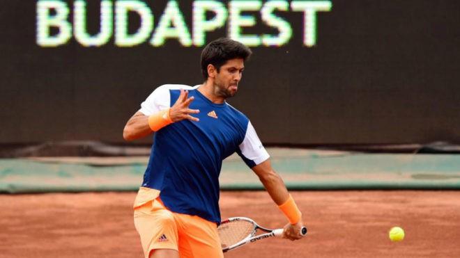 ATP Budapest 2017: Verdasco y Pouille a cuartos de final