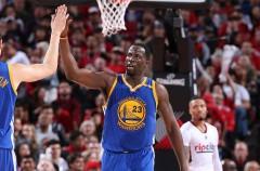 NBA Playoffs 2017: Warriors eliminan a Blazers por la vía rápida