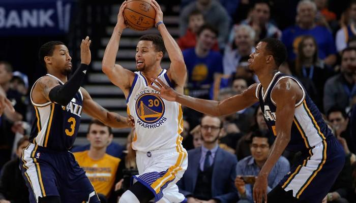 Los Warriors se medirán a los Jazz en semifinales del Oeste