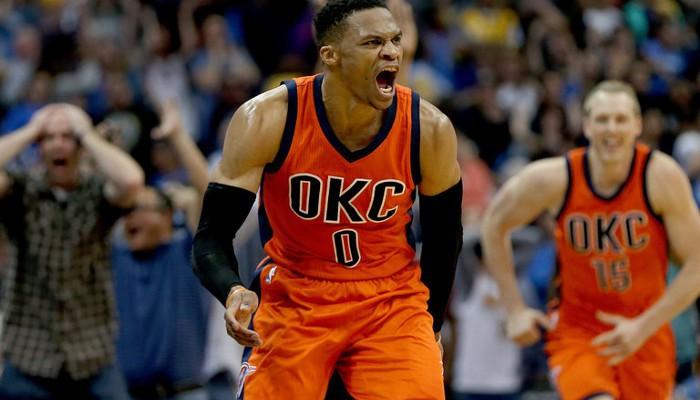 Westbrook es un serio candidato al MVP en la NBA