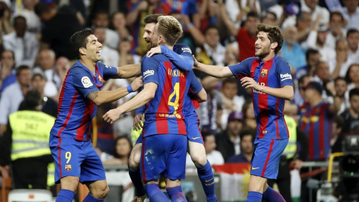 Mascherano se estrena con el Barça