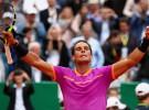 Masters 1000 Montecarlo 2017: Nadal consigue el pase a semifinales