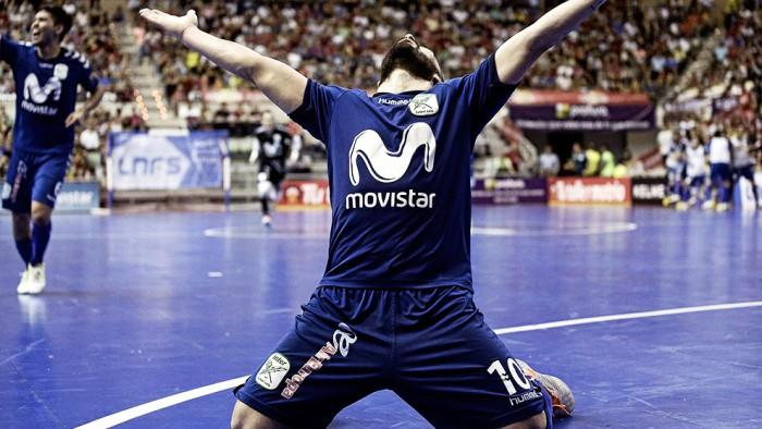 Movistar Inter, un equipo milenario