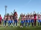 Liga Iberdrola: ¡El Atlético de Madrid campeón!