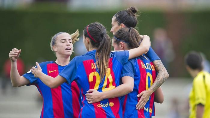 El Barça sin piedad ante el Oiartzun
