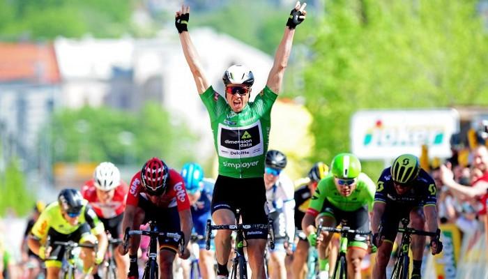 Boasson Hagen se llevó la victoria en el Tour de Noruega 2017