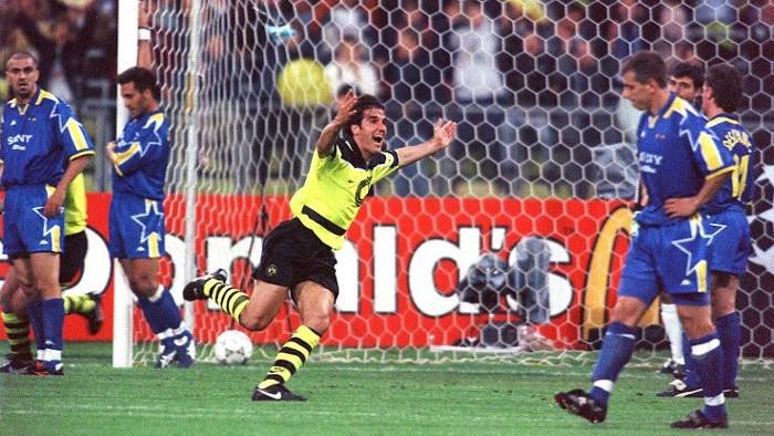 El Borussia dejó a la Juve sin repetir victoria
