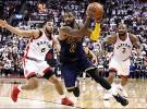 NBA Playoffs 2017: Cavs y Warriors, frescos como lechugas para las finales de Conferencia