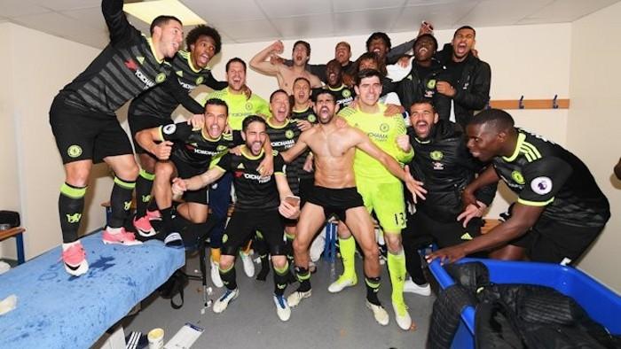El Chelsea ha ganado la Premier League de la mano de Conte