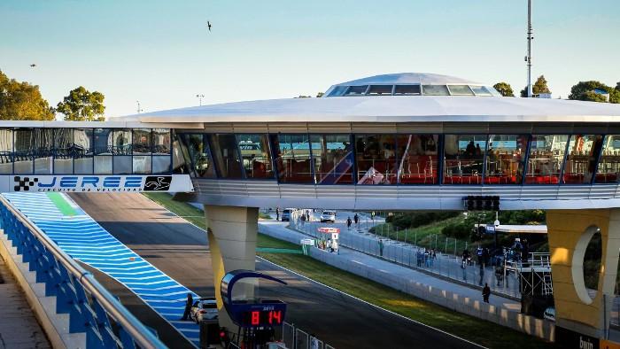 El Circuito de Jerez es talismán para el deporte español