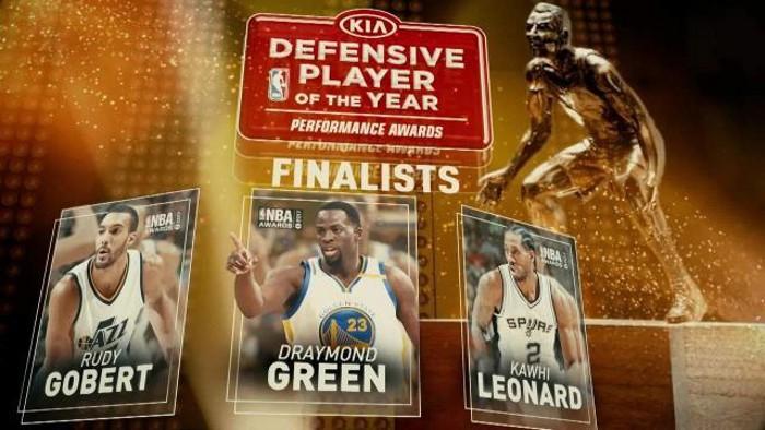 Finalistas al premio Mejor Defensor de la NBA