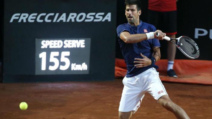 Djokovic a la final de Roma