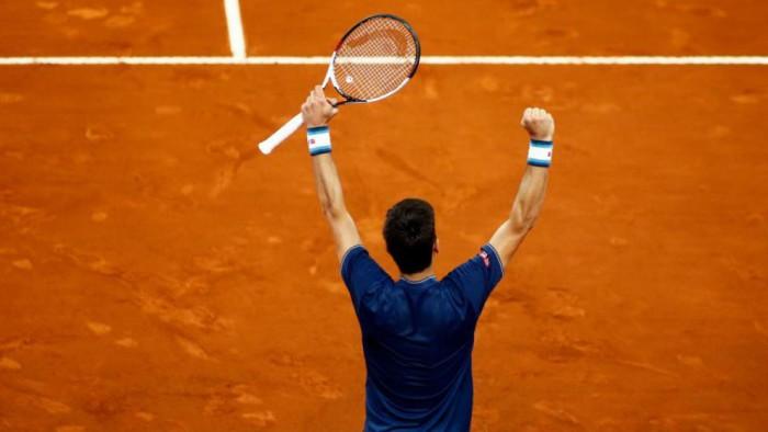 Djokovic a semifinales de Madrid sin jugar