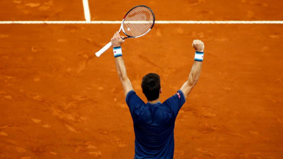 Masters de Madrid 2017: Djokovic a semifinales sin jugar