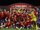 España y Alemania ganan los Europeos sub 17 de 2017