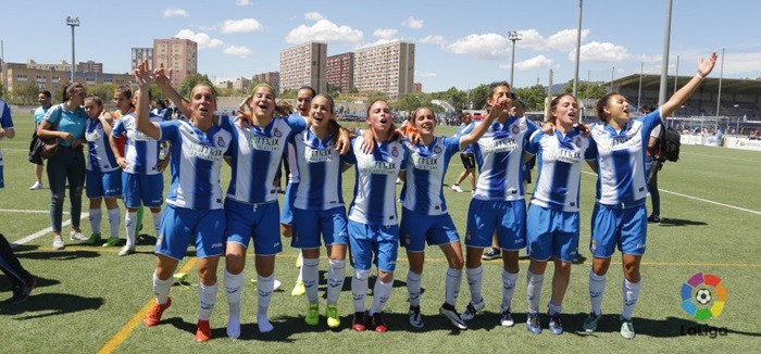 Liga Iberdrola: La UD Tacuense primer equipo descendido