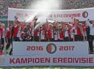 El Feyenoord gana la liga de Holanda 18 años después