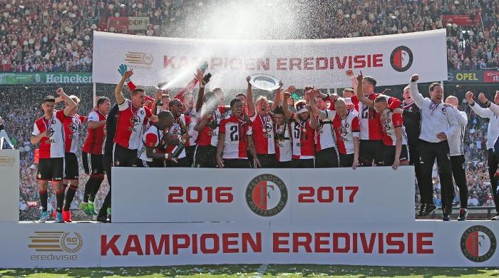 El Feyenoord ha ganado la liga de Holanda