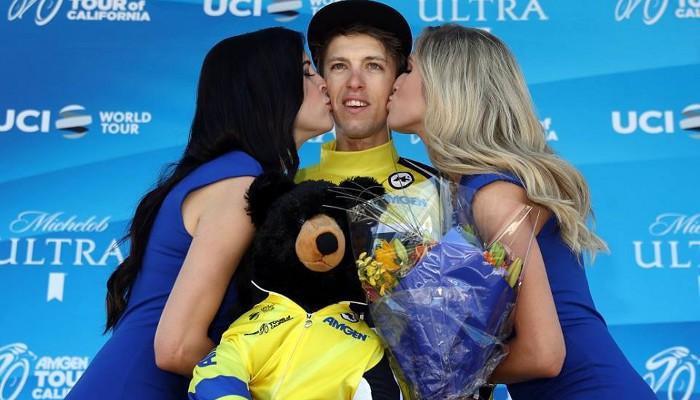 George Bennett ganó el Tour de California 2017