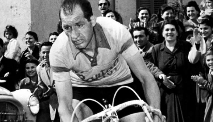 Gino Bartali es otra de las leyendas del Giro de Italia