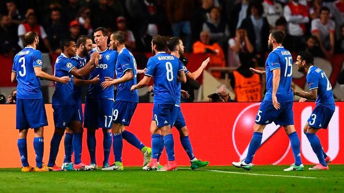 La Juventus ha metido pie y medio en la final de la Champions