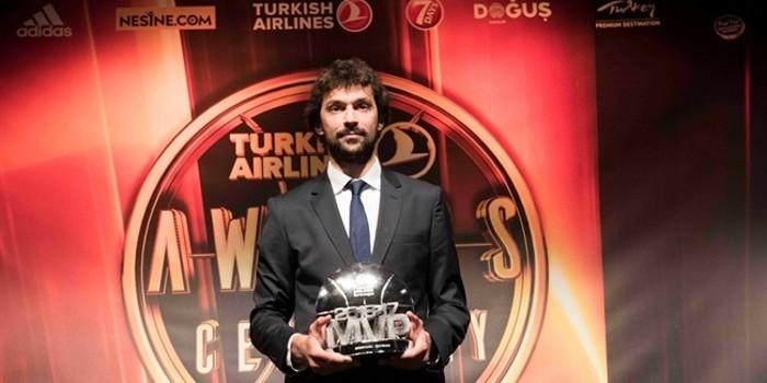 Llull ha sido el mejor jugador de la última Euroliga