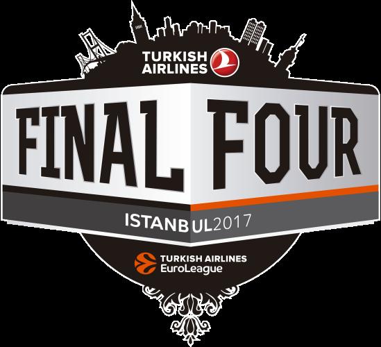 Logo Final Four Euroliga 2017