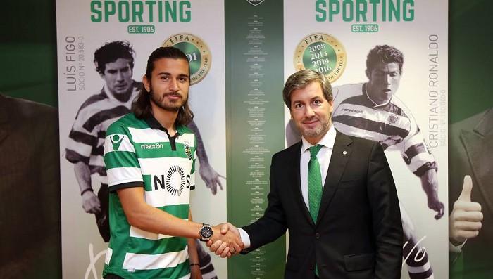 Mattheus, hijo de Bebeto, ficha por el Sporting de Portugal