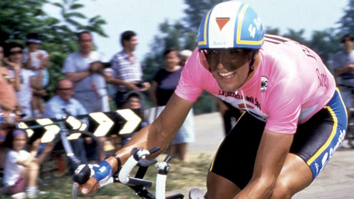 Miguel Indurain fue el primer español en ganar el Giro
