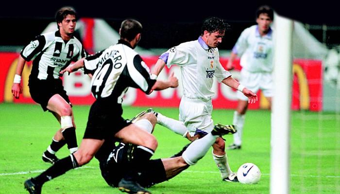 El gol de Mijatovic le valió al Real Madrid para ganar ante la Juventus la séptima