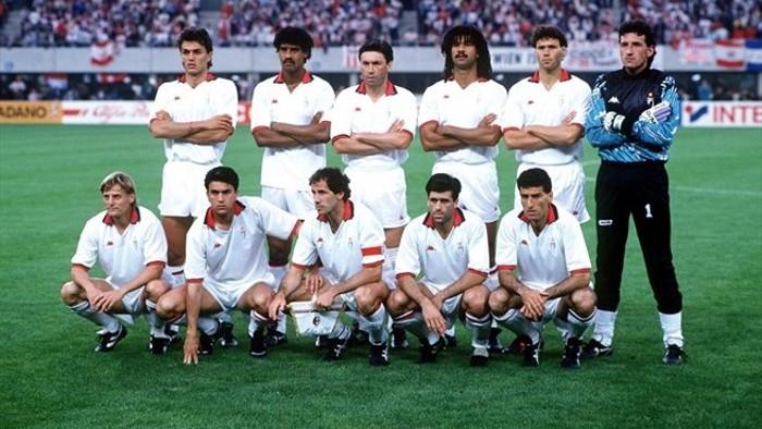 El AC Milan es el último equipo en ganar dos Copas de Europa seguidas