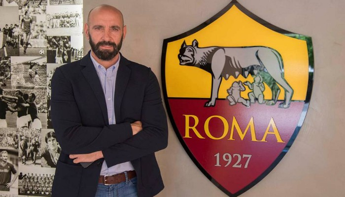 Monchi afronta un nuevo reto en la Roma