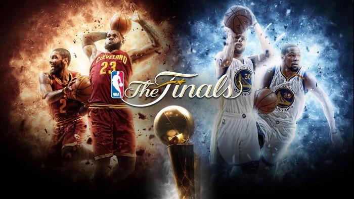 Warrios y Cavaliers jugarán la NBA Finals 2017