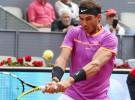 Masters de Madrid 2017: Rafa Nadal y Djokovic a cuartos, Murray eliminado