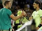 Masters de Roma 2017: Rafa Nadal y Djokovic a cuartos de final