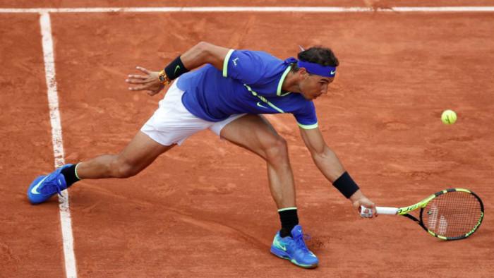 Rafa Nadal a segunda ronda en Roland Garros