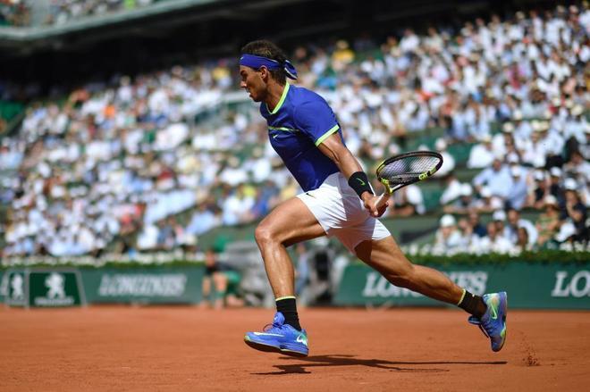 Rafa Nadal a tercera ronda en Roland Garros