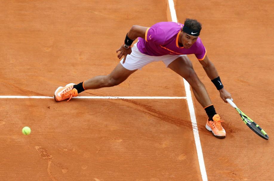 Masters de Roma 2017: Thiem frena a Rafa Nadal y es semifinalista