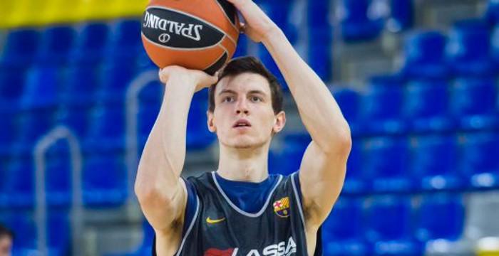 El joven Kurucs, del Barça, podría presentarse al draft de 2017