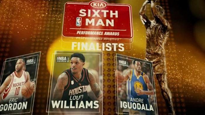 Finalistas al premio al mejor sexto hombre de la NBA
