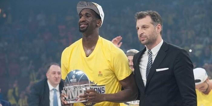 Udoh ha sido el MVP de la Final Four