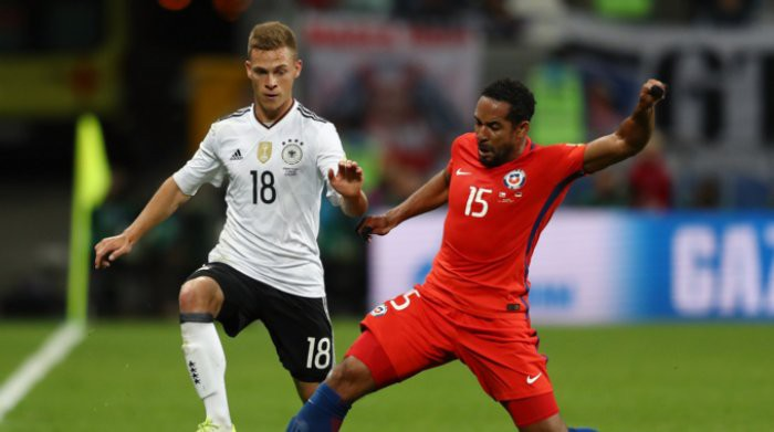 Alemania y Chile pasan a semifinales de la Copa Confederaciones 2017